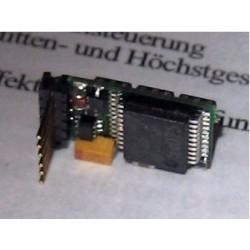 6 Pin-Digitaldecoder speziell für alle V20 - Typen Winkeldec