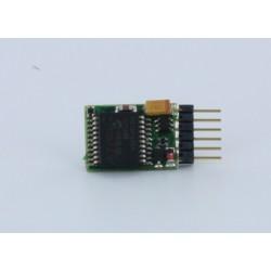6 Pin-Digitaldecoder für HT N Modelle