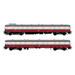 Dieseltriebwagen VT137/VS145 DR Ep.III creme/rot Wechselstro