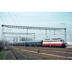 4tlg Messezug Hannover DB Ep.IV 3xA4ümg 1xWrtüm-65 Speisewag