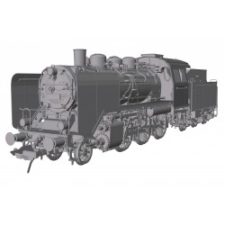 Dampflok BR24 DB Ep. 3