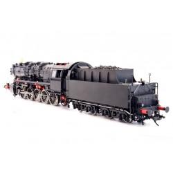 Dampflok BR50 mit Kabinentender