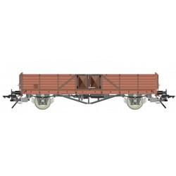 Hochbordwagen Omm32, DR