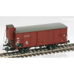 Güterwagen G10 m. Bremserhaus
