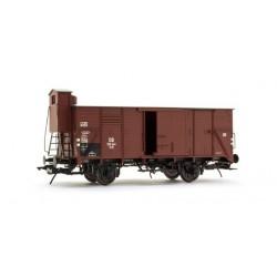 Güterwagen G10, m. Bremserh.,DB