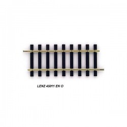 45011 Droit G2 Long 130,49 mm (8pcs)