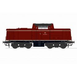 Diesellok BR212 Ep. 4, rot