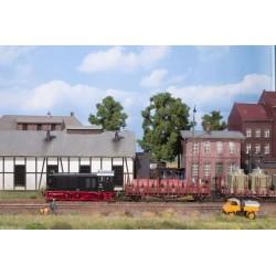 Diesellokomotive BR V36.418 m. Kanzel