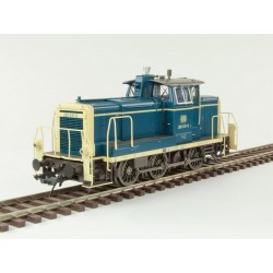 Diesellok BR260 Ep. 4, türkis-beige