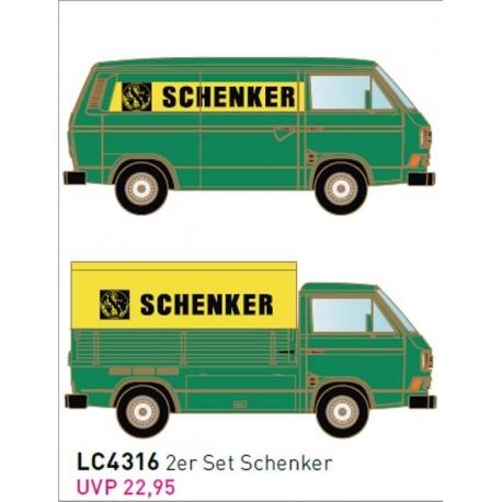VW T3 2er Set Schenker