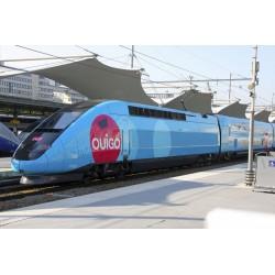 TGV Duplex OUIGO 4tlg.