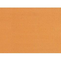 Dekorplatten Mauerziegel gelb