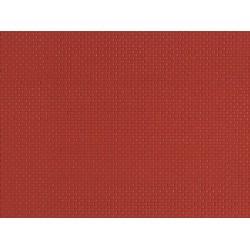 Dekorplatten Mauerziegel rot