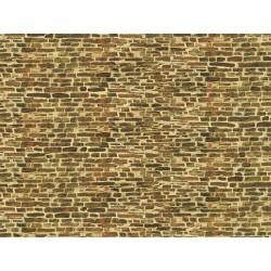 1 Dekorpappe Kalksteinmauer klein lose