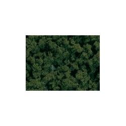 Schaumflocken laubgrün grob