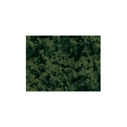Schaumflocken laubgrün mittel