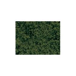 Schaumflocken laubgrün fein