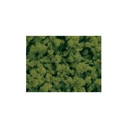 Schaumflocken hellgrün grob