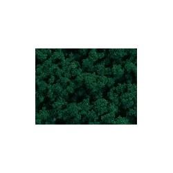 Schaumflocken dunkelgrün grob
