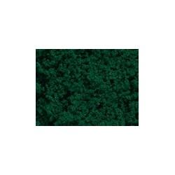 Schaumflocken dunkelgrün fein