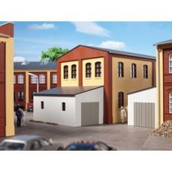 Garagenanbau
