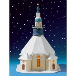 Seiffener Kirche - Lichterhaus