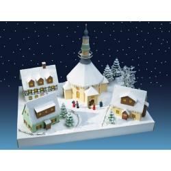Seiffener Weihnachtsberg