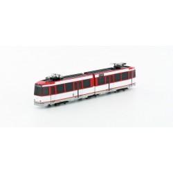 "Strassenbahn Düwag M6 ""Nürnberger VB"" sonorisé"
