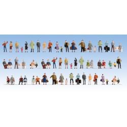 47401 Figurines en méga-set économique TT