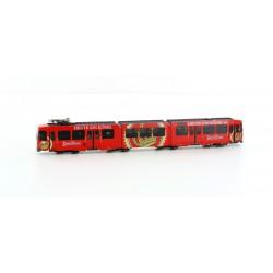 """H14905 Straßenbahn Düwag M8 Mülheim """"König Pilsener"""""""