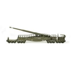 H23602 K5 Eisenbahngeschütz wehrmachtsgr.