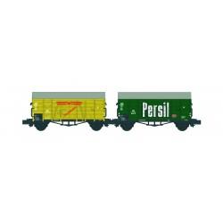 H24911 Oppeln Gmrhs30 DB Ep.III Persil/HWE 2er Set