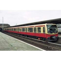 H2612 BR 481 S-Bahn Berlin GmbH 2-tlg. Viertelzug unmotor. Set 2