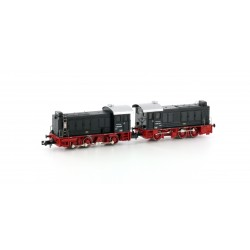 H2878 V36.4 Doppellok DB Ep.III schwarz
