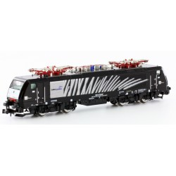 H2922 BR 189 MRCE Locomotion Ep.VI
