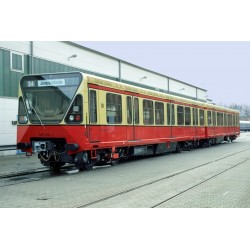 H305001 2-tlg.BR 480 S-Bahn Berlin DR Ep.IV motor. AC-Digi