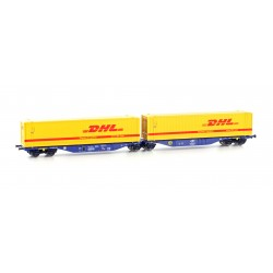 H70508 Containerwagen Sggmrs 90 DHL