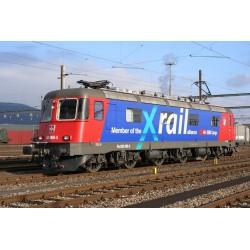 K10176 Re 6/6 SBB mit Klimaanlage X Rail Ep.V-VI