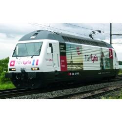 K137120 SBB Re4/4 460 TGV Lyria