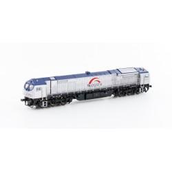 58854 Diesellok Blue Tiger II TXL Ep.VI