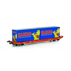 58861 Containerwagen Sgkkms689 HARIBO