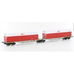 58864 Containerwagen Sggmrs 90 ÖBB RCA