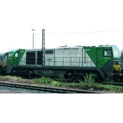58912 G2000 BB asy. Führerhaus R4C grün AC