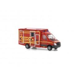 R 16184_WAS Ambulanz RTW FW Dessau