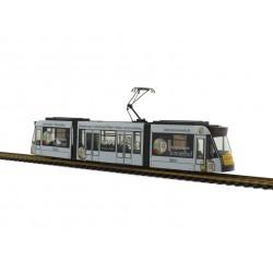 R STRA01019_Siemens Combino Verkehrsbetriebe Nordhausen - Seniorenwerk, 1:87