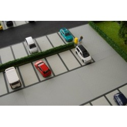 R 70603_Rasengittersteine 60x30mm, für 6 Parkplätze