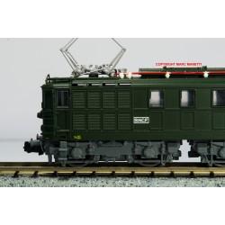 H66-10014 Locomotive électrique BB 4667, Bordeaux