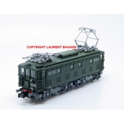 H66-10021 Locomotive électrique BB 4721, Tarbes SNCF