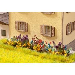 Jardin à fleurs