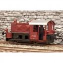 Locomotives Echelle 0